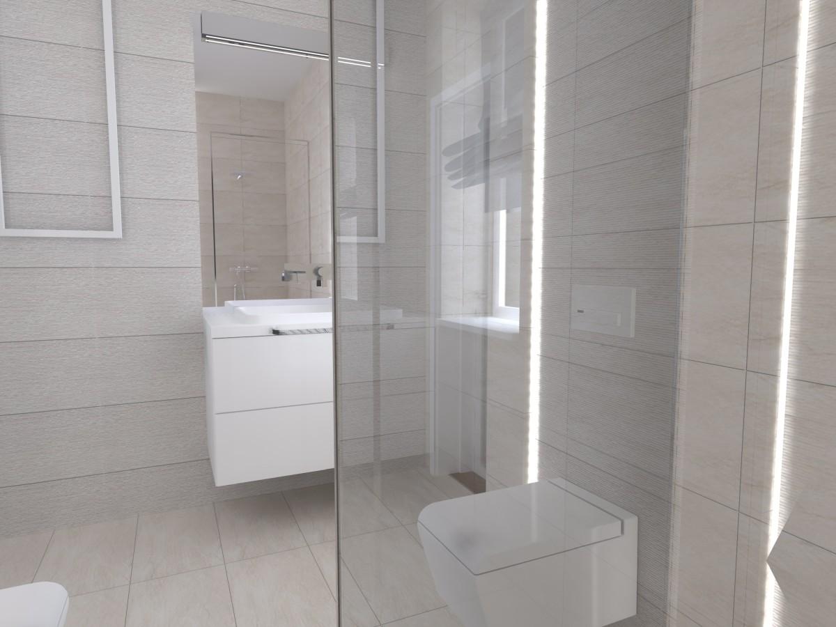 Dom W Gliwicach łazienka Na Parterze